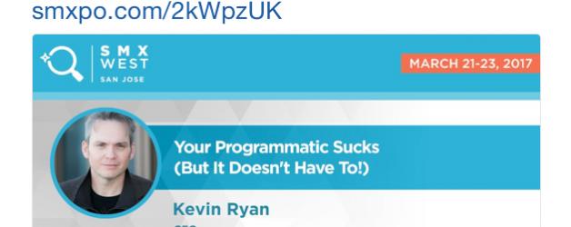 Kevin Ryan @SearchMarketingExpo